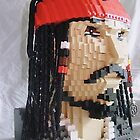Lego Captain Jack by Craig Stevens