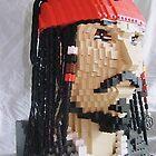 Lego Captain Jack by Craig Stevens