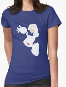 Project Silhouette 2.0: Iceman Womens Fitted T-Shirt