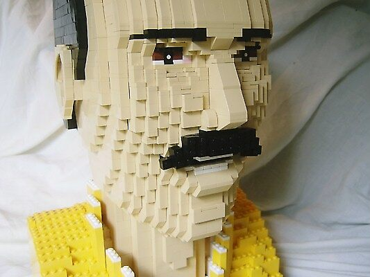 Lego Freddie by Craig Stevens