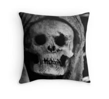 Eternal Smile Throw Pillow