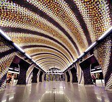 Metro4 Budapest by erkaphoto
