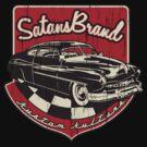 SatansBrand Kustom Kulture by Rob Stephens