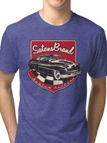 SatansBrand Kustom Kulture Tri-blend T-Shirt