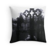 Christ Filtered Throw Pillow