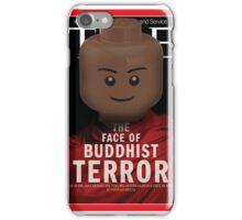 LEGO TIME - Buddhist iPhone Case/Skin