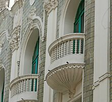 Ornate Architecture Details by rhamm