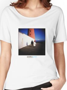 Holga Lighthouse Women's Relaxed Fit T-Shirt