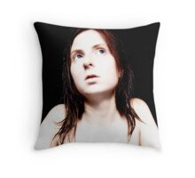 untitled #5 Throw Pillow