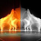 """PROMENADE & JUMP by Antonello Incagnone """"incant"""""""