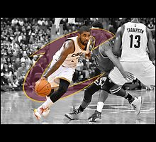 Kyrie Irving by ncudder99