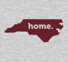 NC HOME GARNET by USAswagg2