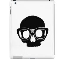 Inner Geek One Color Logo (Black) iPad Case/Skin