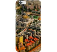 Aerial photography - Rome iPhone Case/Skin