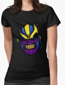 The Infinity Grill Womens Fitted T-Shirt