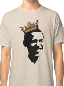 OBAMA CROWN**BLK & GOLD  Classic T-Shirt