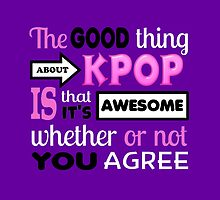 GOOD THING ABOUT KPOP - PURPLE by Kpop Love
