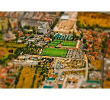 Rome - aerial photography Photographic Print