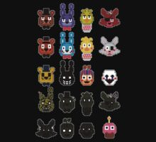 5 More Nights At Freddy's by foryouistellify