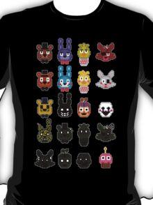 5 More Nights At Freddy's T-Shirt