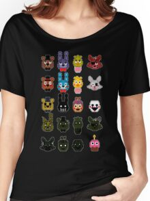 5 More Nights At Freddy's Women's Relaxed Fit T-Shirt