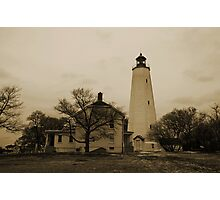 Sandy Hook  Photographic Print