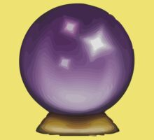 Crystal Ball Apple / WhatsApp Emoji Kids Clothes