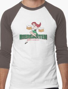 Biergarten! Part 2! Men's Baseball ¾ T-Shirt