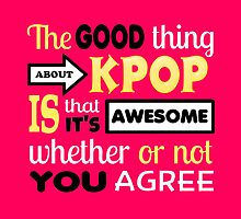 GOOD THING ABOUT KPOP - PINK by Kpop Love