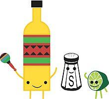 Tequila BBFs by Kilographix