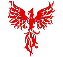 Red Phoenix by Alyssa Zeldenrust