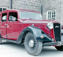 1930's Austin Saloon by Edward Denyer
