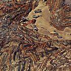 Opal Rock Formation  (on the beach) by myraj
