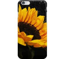 Starlight Sunflower iPhone Case/Skin