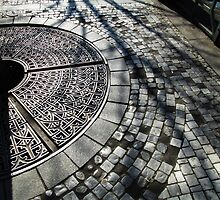 Pavement in Prague by gothgirl