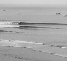 Impossible Line Up, Bali, Indonesia  by mchilada01