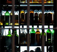 Behind the Bars by Alan McMorris