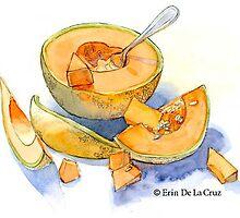 Cantaloupe by erindlc