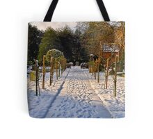 Snow Scene~ Tote Bag