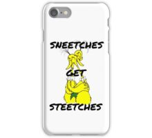 Sneetches Get Steetches -- FUNNY iPhone Case/Skin
