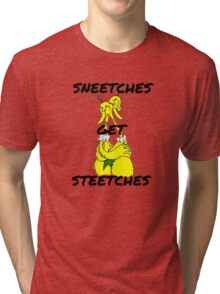 Sneetches Get Steetches -- FUNNY Tri-blend T-Shirt