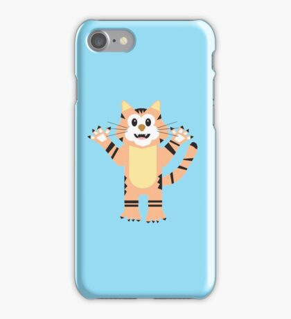 Tuco Tiger iPhone Case/Skin