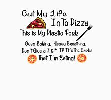 Funny Food Pizza Song Lyrics Unisex T-Shirt