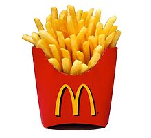 McDonald's French Fries by foreversarahx