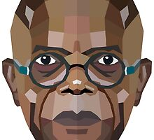 Samuel L. Jackson by OohFaced