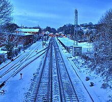 Snow Train to Nowhere by NeilAlderney