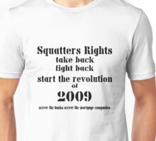 Squatters Rights T-Shirt
