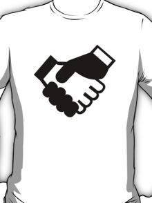 Shake hands T-Shirt