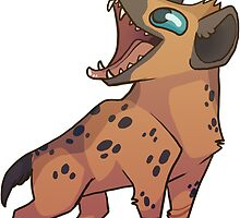 Spotted Hyena by Suzanne Annaars