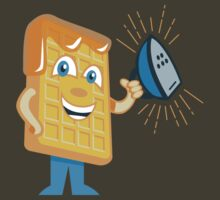 Waffle Iron by Kevin Piazza